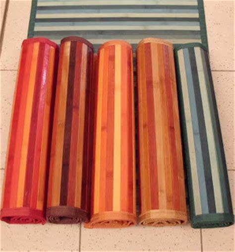 tappeti bamboo on line tappeto stuoia bamboo vendita on line bollengo