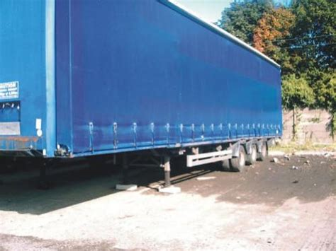 roller bed trailer megacube euroliner with hydraroll rollerbed floor for sale