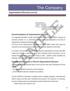 Company Report Sample Sample2 Report Business Assessment
