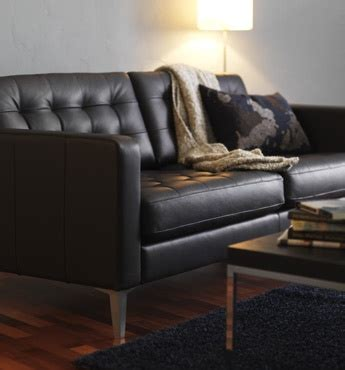 ikea karlstad leather sofa 17 best images about furniture on pinterest aqua color