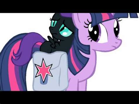 Comedy Midnight My Dear Princess My Sparkling Princes twilight sparkle and nyx when she loved me ibowbow