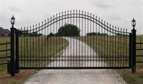 retractable driveway gate design ideas the wooden houses