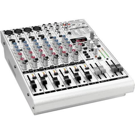 Mixer Eurorack behringer eurorack ub1204fx pro 12 input mixer nearly new at gear4music