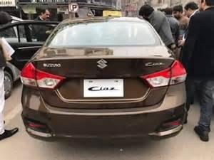 Suzuki Pakista Is Suzuki Ciaz Officially Launching In Pakistan This Year