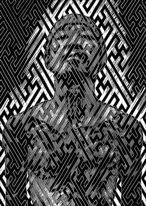 alex binnie ? woodcuts/skincuts   RISE Berlin