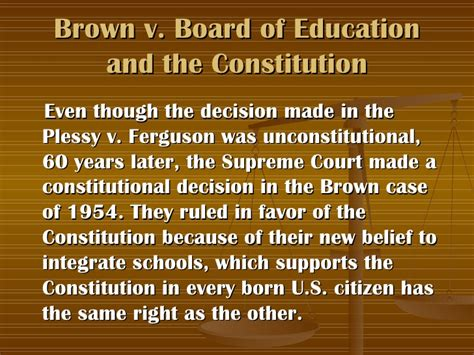 brown vs board of education research paper free essays on brown vs board of education