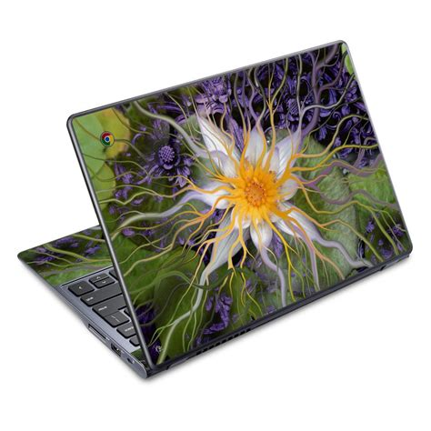 Laptop Acer Bali acer chromebook c720 skin bali flower by fusion idol decalgirl
