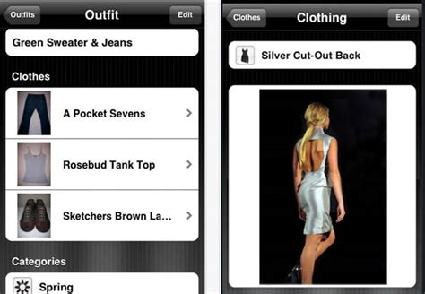 Wardrobe App by Organise Your Wardrobe With These Wardrobe Manager