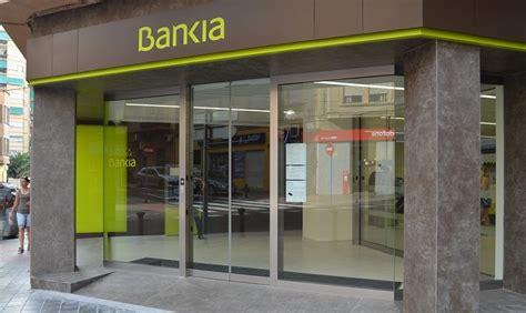 bmn madrid oficinas bankia cerrar 225 13 oficinas en madrid tras su integraci 243 n