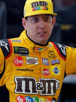kyle busch: ford teams had superior straightaway speed at