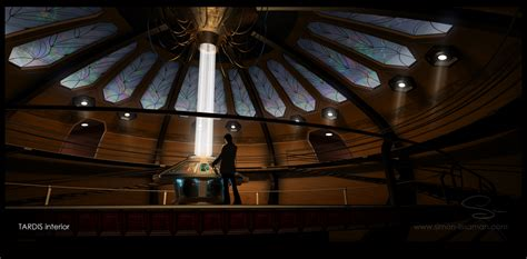 Doctor Who Tardis Interior by Doctor Who Tardis Interior By Simonprime On Deviantart