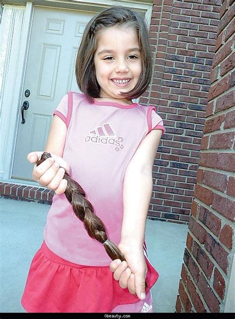 Little Girl Hairstyles For Shoulder Length Hair   HairStyles