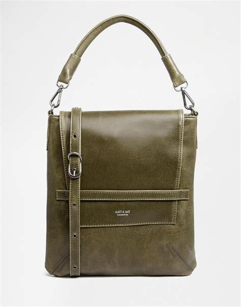 Mat Nat by Matt Nat Shoulder Bag In Green Lyst