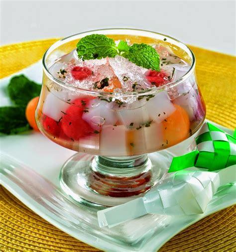 resep membuat es buah yg enak resep es buah selasih yang nikmat dan enak cara membuat