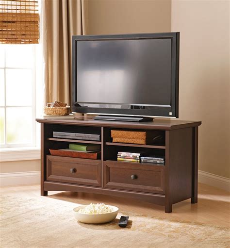 better homes and gardens oakmore place flat panel tv stand