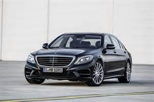 2014 mercedes s class official pictures