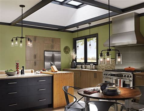 kichler kitchen lighting braelyn collection kitchen lighting kichler lighting