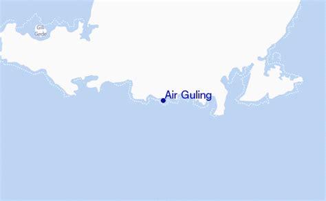 Guling Air Air Guling Previsiones De Olas E Bolet 237 N De Surf Lombok