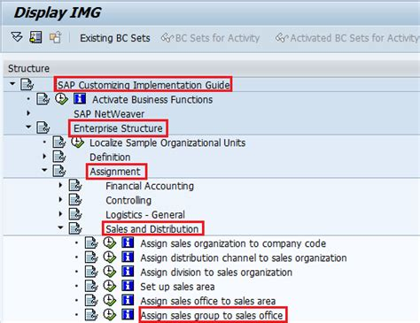sap tutorial guide assign sales group to sales office in sap sap training