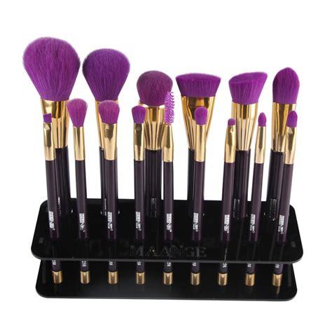 Acrylic Makeup 15 15 acrylic makeup eyeshadow power drying brush rack