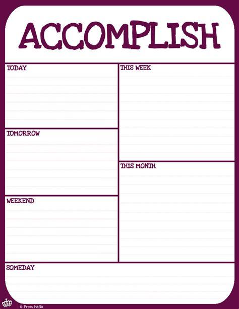 home management binder completed weekly calendar calendar