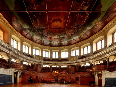 Oxford Interiors by Sheldonian Theatre Building In Oxford Thousand