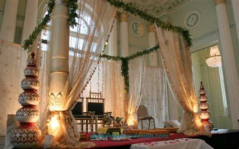 INDIAN WEDDING HALL DECORATION IDEAS   Interior design ideas