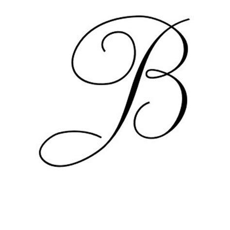 tattoo font letter b letter b tattoo fonts www pixshark com images