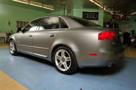 automobile air conditioning service 2008 audi a4 spare parts catalogs sell used 2008 audi a4 s line 2 0t quattro awd quartz gray 6 speed manual led headlight in