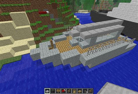 minecraft boat speed bandit speed boat minecraft project