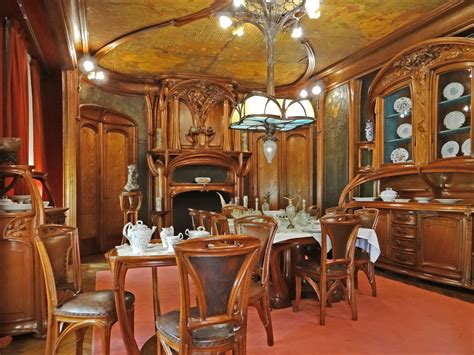 art for the dining room art nouveau in france episode 97