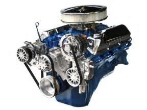Ford Motors Ford V8 Engines