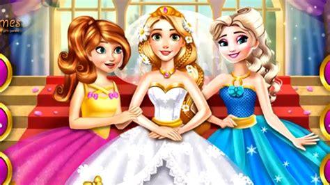 juegos de rapunzel frozen espa 241 ol juegos de vestir y maquillar princesas
