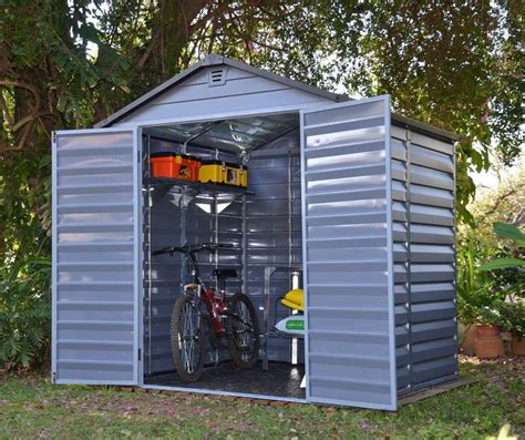 Plastic Garden Sheds Plastic Garden Sheds New Product Range Available