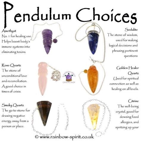 crystals the modern guide to healing books healing choices for dowsing pendulums