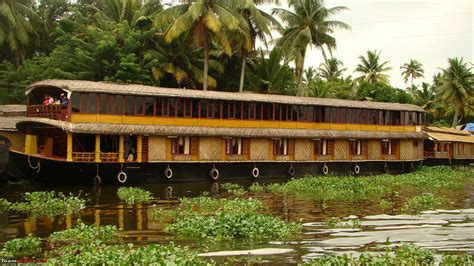 alapuzha house boat a 24 hour cruise houseboat in the alappuzha backwaters team bhp
