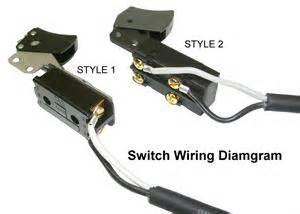 power tool switch 8307k1 with lock