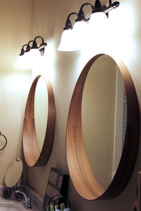 Gerahmte Badezimmerspiegel by Die Besten 25 Ikea Bathroom Mirror Ideen Auf