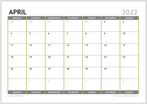 monthly calendar planner      pages infozio