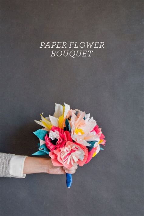 paper flower bouquet craft 148 best paper flowers images on paper flowers