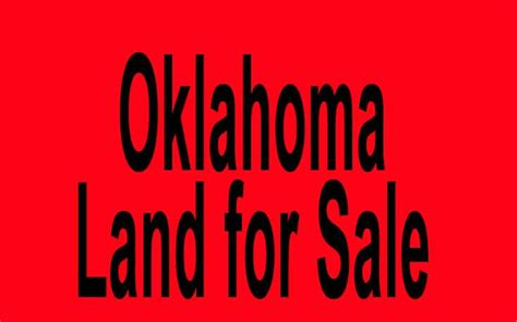buying a house in oklahoma oklahoma land for sale