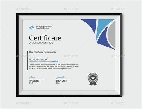 templates for certificates psd 20 free and premium psd certificate templates webprecis