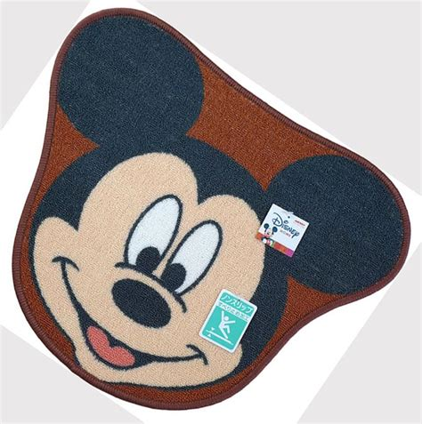 Mickey Mouse Bathroom Rug Mickey Mouse Rug