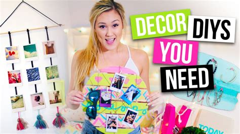 diys for your room room decor diys organization ideas you need laurdiy