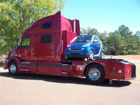 Custom Volvo Semi Trucks Rv Haulers Search Semi Truck Beds