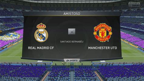imagenes del real madrid que se mueven manchester united 2015 vs real madrid 2015 fifa 15