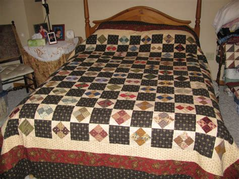 What Size Is King Size Quilt by King Size Quilt This Quilt Pattern Is Called A Square In A