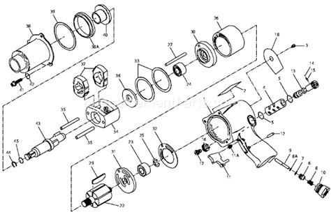 ingersoll rand parts diagram ingersoll rand 231c parts list and diagram