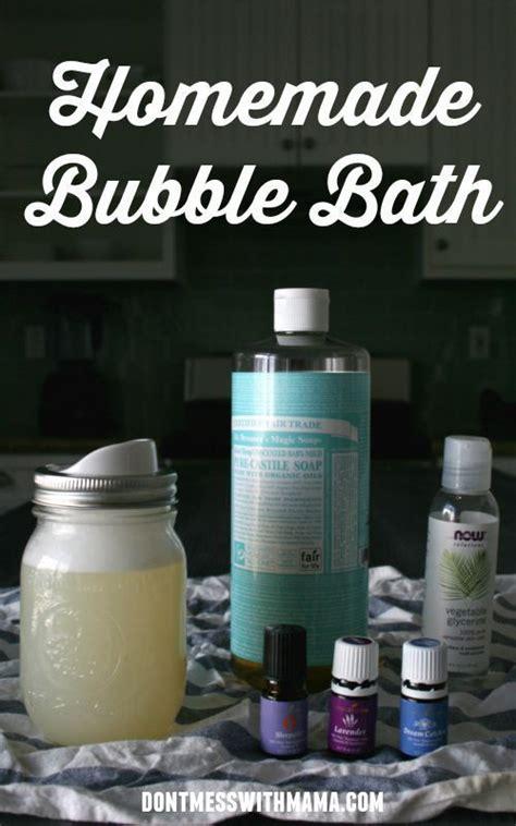 diy bath bubbles the world s catalog of ideas