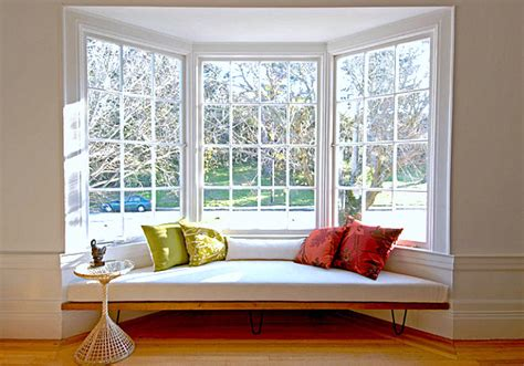 bow window seat bay window seats for the modern home